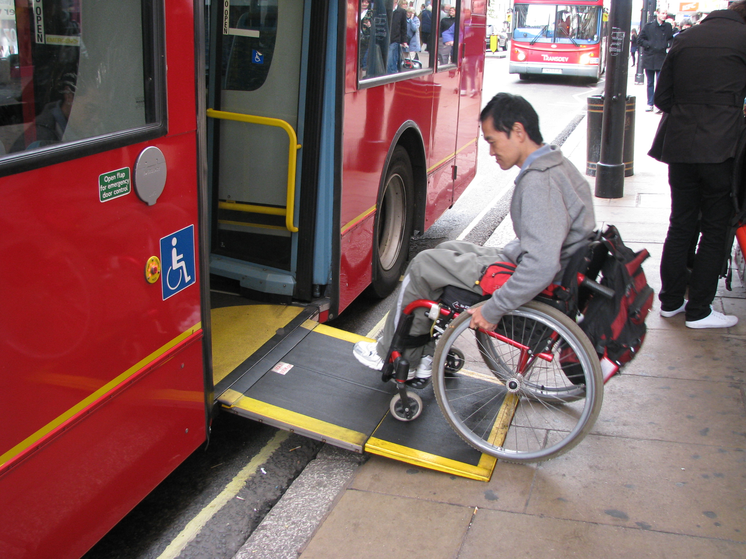 Ônibus rodoviários devem ser adaptados ao regulamento brasileiro de  #931C20 2592x1944 Banheiro Adaptado Para Deficientes