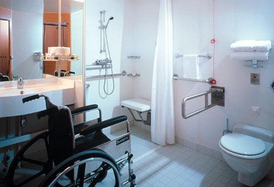 Hotel Bathroom Woe For Bill Quay Wheelchair User TURISMO