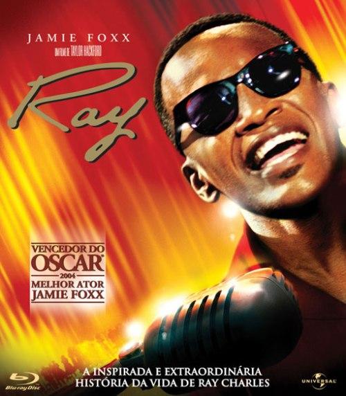 Ray. A inspirada e extraordinária história da vida de Ray Charles.