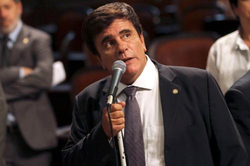 Wagner Montes na Assembléia Legislativa do Estado do Rio de Janeiro