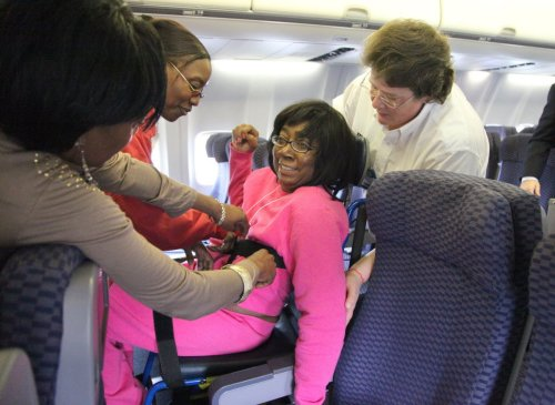 The Experiences Of Disabled People When Using Air Travel