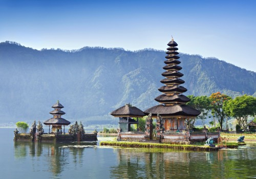 Bedugul is a mountain lake resort area in Bali, Indonesia, located in the centre-north region of the island