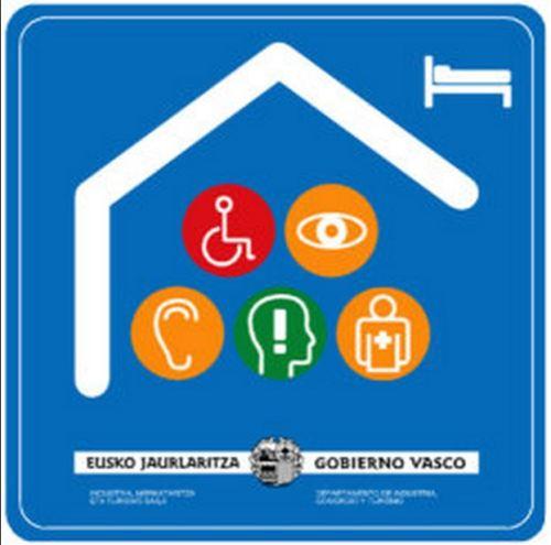 Está de nuevo en marcha el Programa de Accesibilidad Turística lanzado el año pasado desde la Viceconsejería de Turismo del Gobierno Vasco.