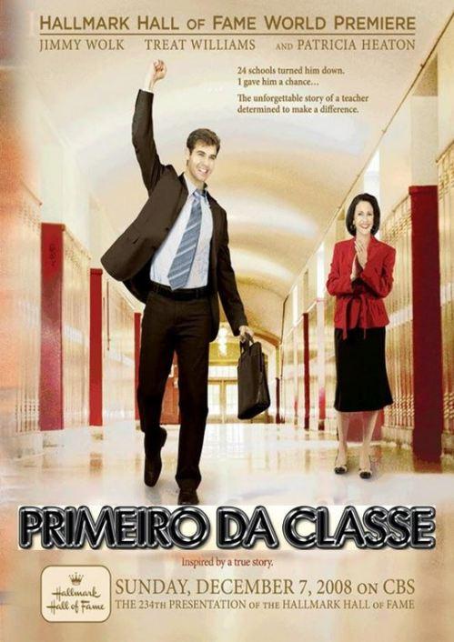 Capa do filme 'Primeiro da Classe'