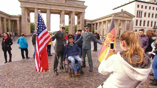 Berlim ganhou o prêmio 'Cidade Acessível' de 2012, concedido pela União Européia