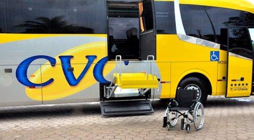 Com rampa de acesso e elevador, novo veículo começa a circular no Rio Grande do Norte após o Workshop CVC