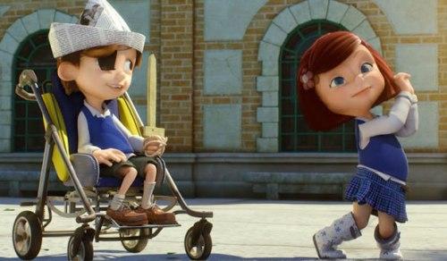 Mostrar a questão da deficiência e inclusão através de filmes animados, é uma ótima ferramenta para educar crianças