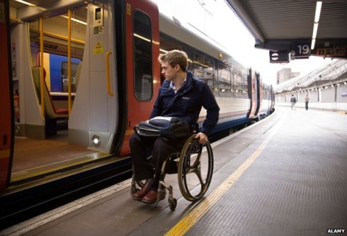 Disabled rail travellers have been telling a new documentary what happens when the system designed to help them doesn't work.