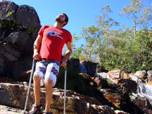 Marcos Bauch já foi mochileiro na Nova Zelândia, viajou de carro até Machu Picchu, mergulhou em Bonito e saltou de paraquedas em Boituva