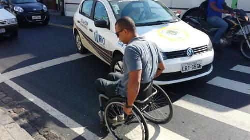 Antônio Pedro Figueira de Mello disse que pessoas com necessidades especiais não são o público-alvo da Copa do Mundo
