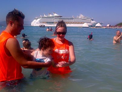 """Royal Caribbean International is First Cruise Line to Receive Certification -- """"Autism Friendly"""""""