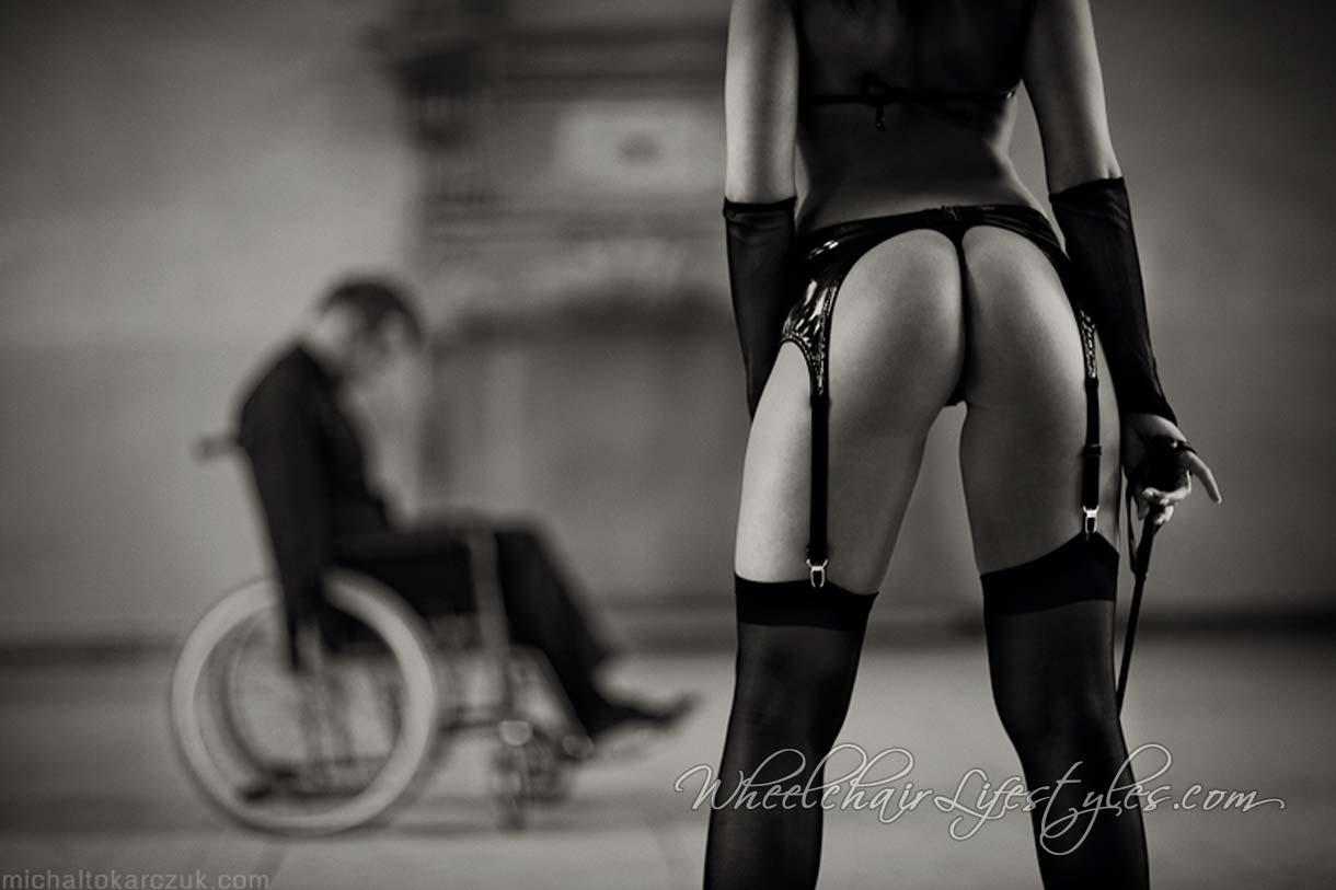 Nude paraplegic women sex can