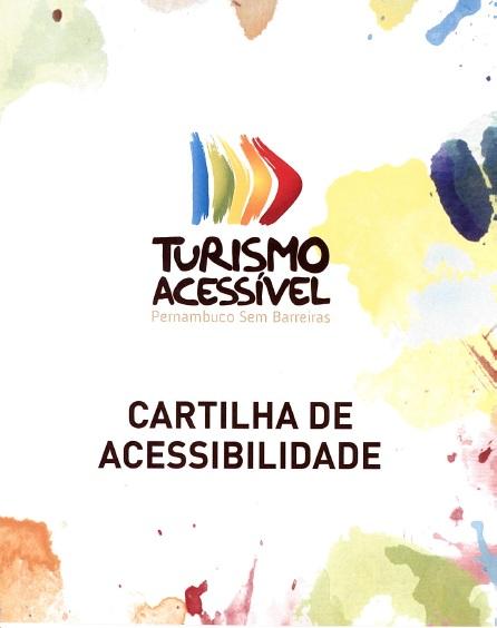 Voltada para o trade turístico, a publicação traz orientações e informações focando a acessibilidade no turismo.