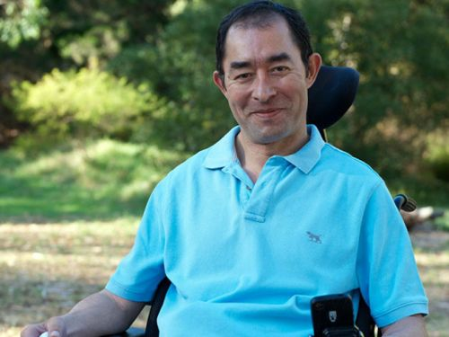 It may be much more difficult for Martin Heng to travel, but he's not letting his disability stop him to help make travel more accessible for others