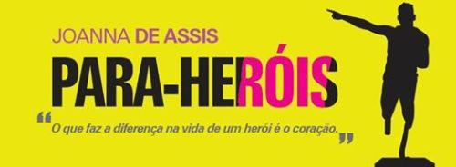 Livro de estreia da repórter do SporTV Joanna de Assis constrói o perfil de 10 dos maiores medalhistas paralímpicos do país