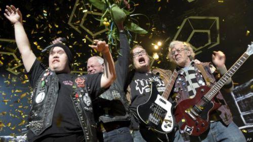 A PKN será a primeira banda punk da história a participar do concurso da Eurovision