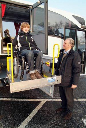 La empresa transportista deberá informar de las condiciones de accesibilidad de vehículos y estaciones