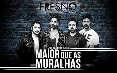 Para a banda Freno, atletas paraolímpicos representam bem o título da música 'Maior que as muralhas'