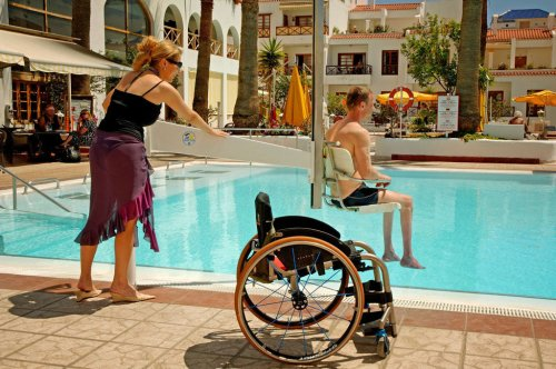 To avoid work and not take risks, seek specialist travel agencies in accessible tourism is the most suitable