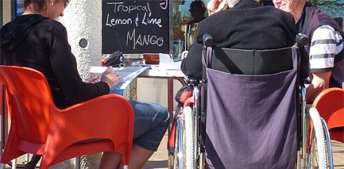In Europe as a whole the study found that over 3 million tourism businesses are not prepared to cater adequately to the accessibility market.