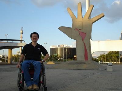 Ricardo Shimosakai tem projetos eficientes para organizar a acessibilidade na hotelaria, mas é preciso a aceitação do mercado