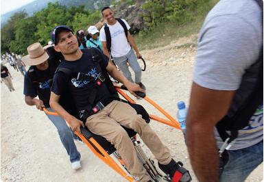 La Organización Mundial de la Salud (OMS) plantea que más de un 15% de la población mundial vive con algún tipo de discapacidad.