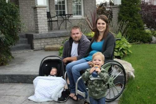 Rose Finlay says Sunwing Airline repeatedly mistreated her and lost her custom wheelchair during a recent trip to Cuba.