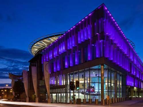 The Edinburgh International Conference Centre will host the Rehabilitation International 23rd World Congress