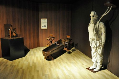 Mostra sobre Leonardo da Vinci terá equipe voltada ao público surdo e cego