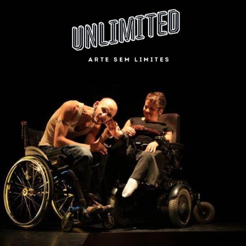 O Unlimited foi um projeto criado para a Olimpíada Cultural de Londres 2012