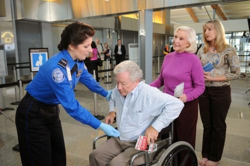 Passageiros com necessidades específicas tem direito a um tratamento diferenciado
