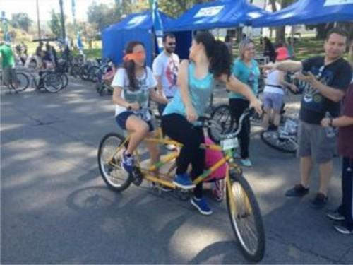 O projeto Inclusão Mais Bici irá acontecer todo primeiro domingo do mês, das 9 às 15 horas