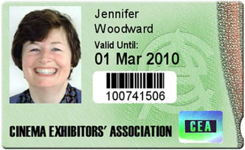 Cinema Exhibitor Card provides free admission to the person accompanying a disabled person from cinemas across the UK supporting this card