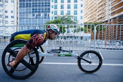 Etapa do circuito mundial de paratriatlo serviu como evento-teste para os Jogos Paralímpicos Rio 2016.