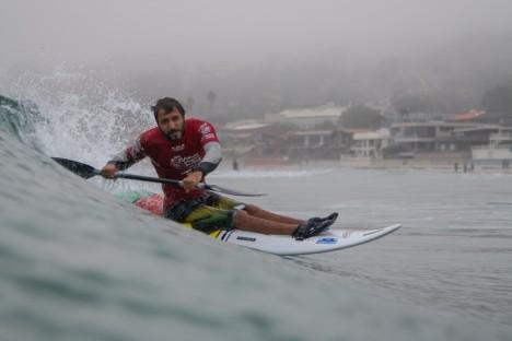 No campeonato de Surf Adaptado, em San Diego nos Estados Unidos, o brasileiro Felipe Lima ficou em 1º lugar.