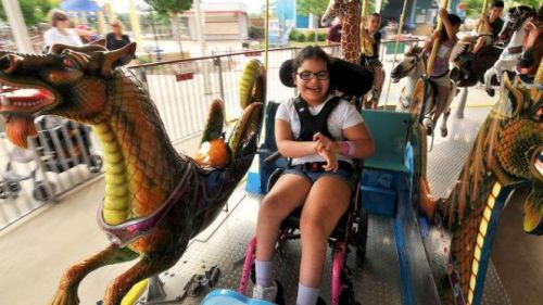 Look at the list about trips with special needs kids