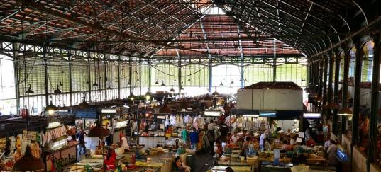 Mercado de São José, um dos monumentos que será contemplado no projeto de acessibilidade.