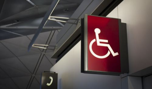 A recent study found that due to accessibility worries, people with a disability or reduced mobility are 'significantly less likely' to have flown in the past year than those without a disability.