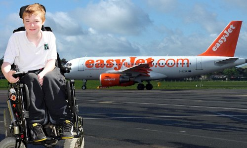 Passengers with a physical disability can now rely on moving around the cabin on easyjet flights with aisle chairs now available on all planes.