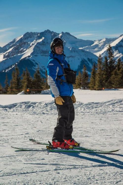 Scott Ostrom considers working with Telluride Adaptive Sports the best thing he has ever done.