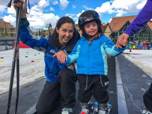 Telluride Adaptive sports allows skiers of all abilities to hit the slopes.