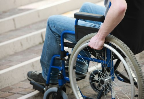There is a huge market of disabled tourists, who want to find easy accessibility on their holidays.