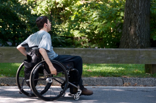 Unlike many destinations in Spain, the rural hotels need to adapt to the wheelchair people.