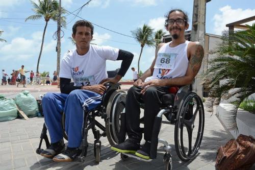 O evento tem o objetivo de integrar os esportistas proporcionando a troca de experiências entre eles, incluindo pessoas com deficiência