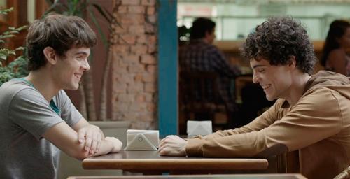 """O longa brasileiro """"Hoje Eu Quero Voltar Sozinho"""" faz parte da programação do 1° Festival Internacional de Filme sobre a Deficiência em Cannes."""
