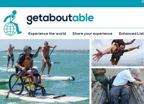 The travel website has been designed to give people in wheelchairs access to a host of international travel opportunities