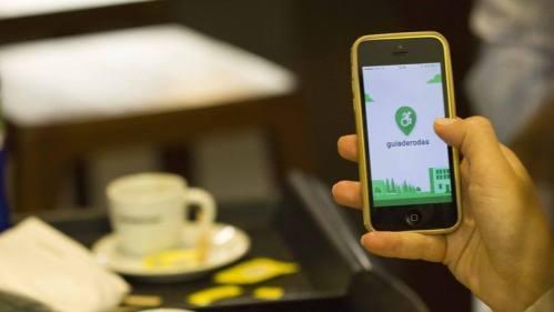 Acessibilidade - app mostra locais adequados para pessoas com deficiência de locomoção