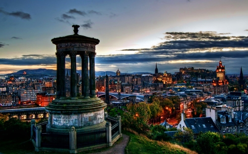 Edinburgh is preparing for a big International Rehabilitation World Congress in October 2016