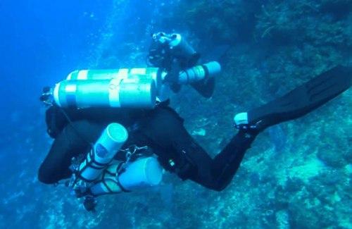 El 9 de diciembre de 2012, Leobardo Morales estableció un nuevo récord mundial Guinness de buceo profundo para las personas con discapacidad.