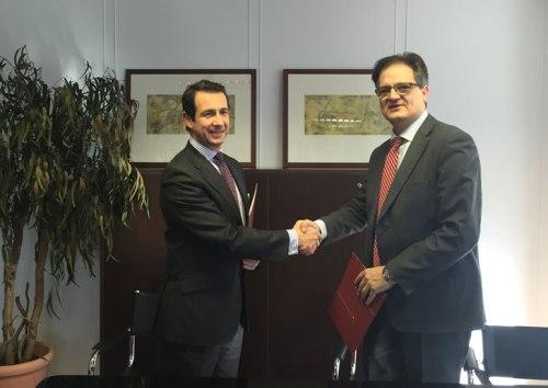El acuerdo fue suscrito Madrid por el presidente de Segittur, Antonio López de Ávila, y el presidente de la Red Española de Turismo Accesible, Diego J. González.